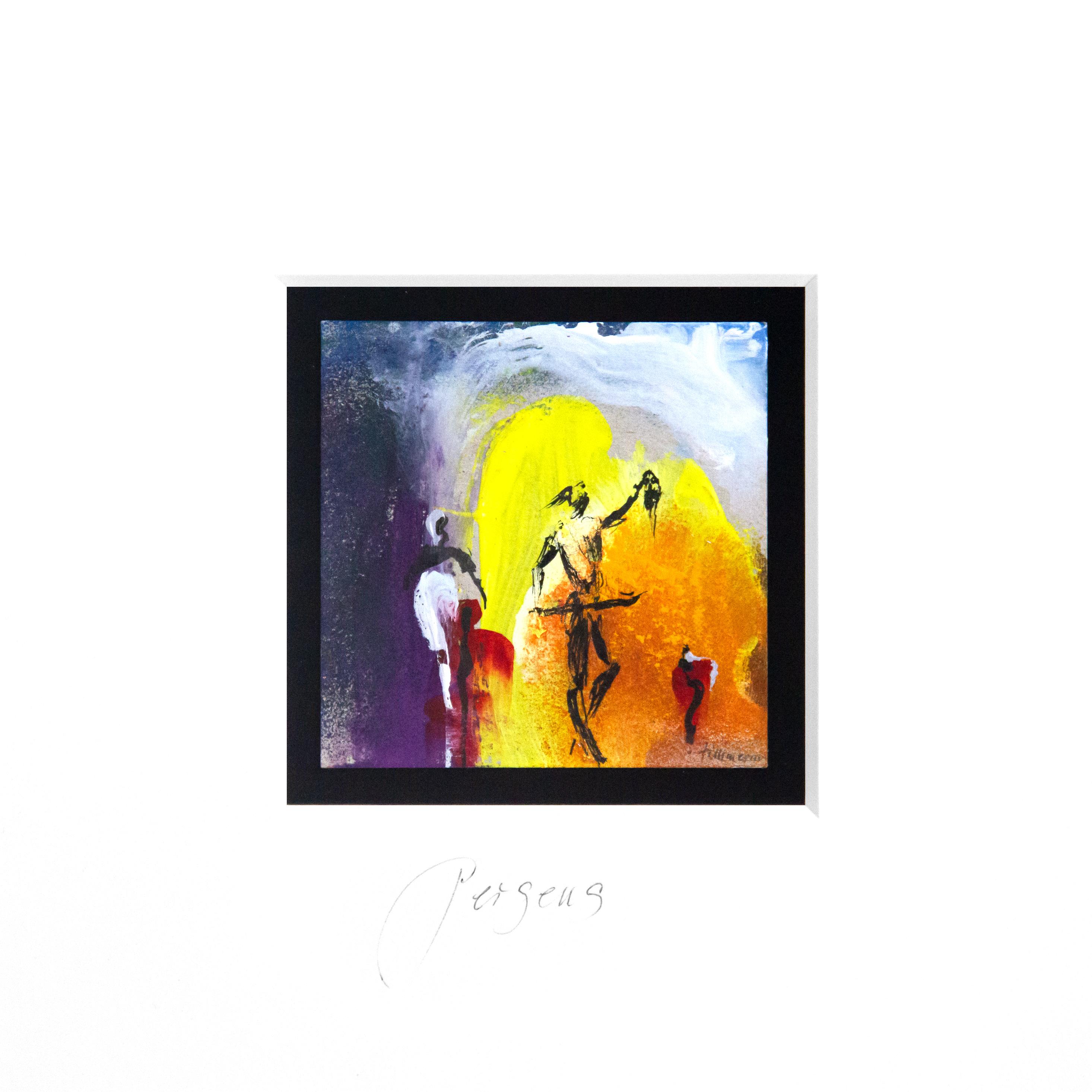 Perseus (Miniatur-Gemälde)