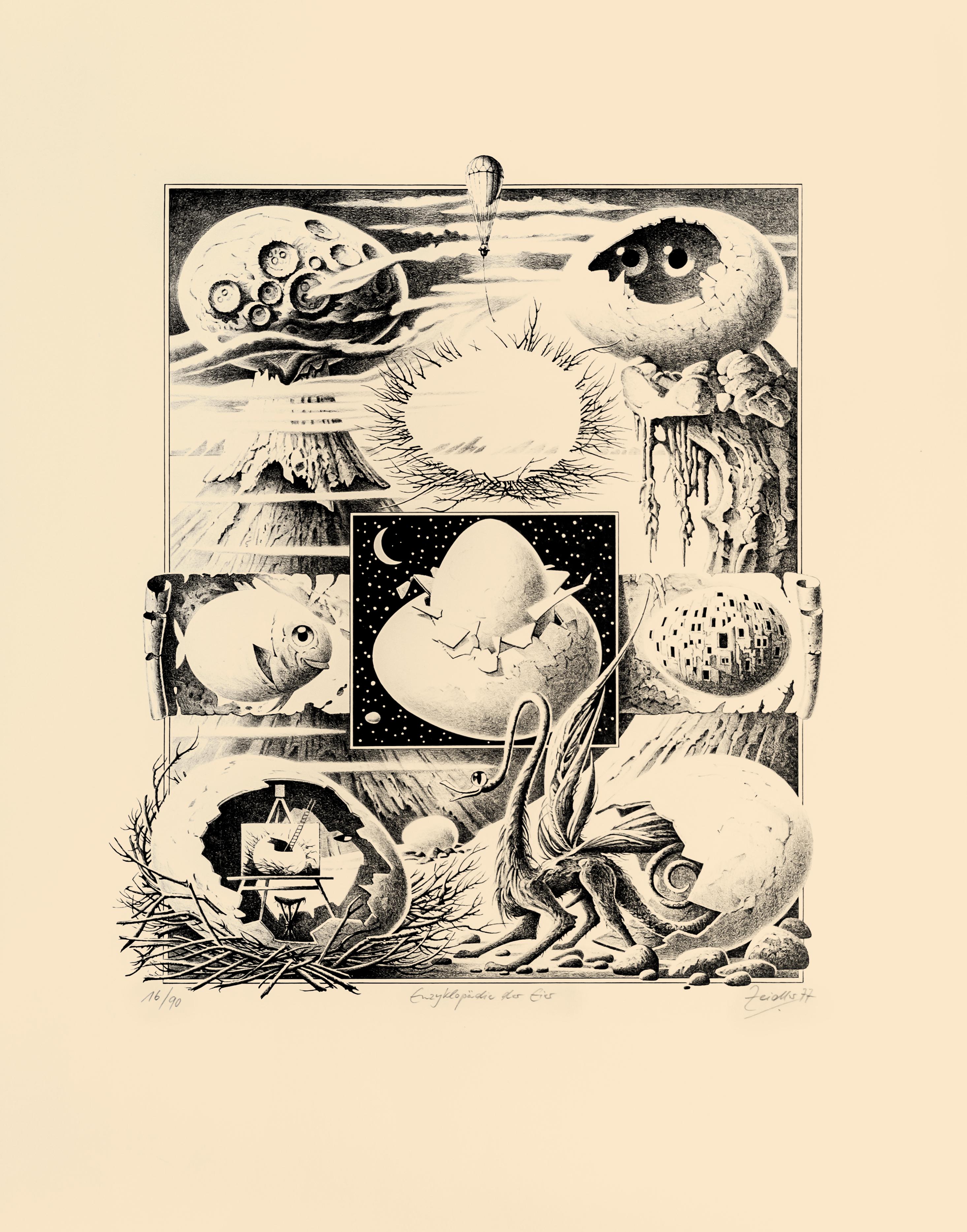 Enzyklopädie der Eier