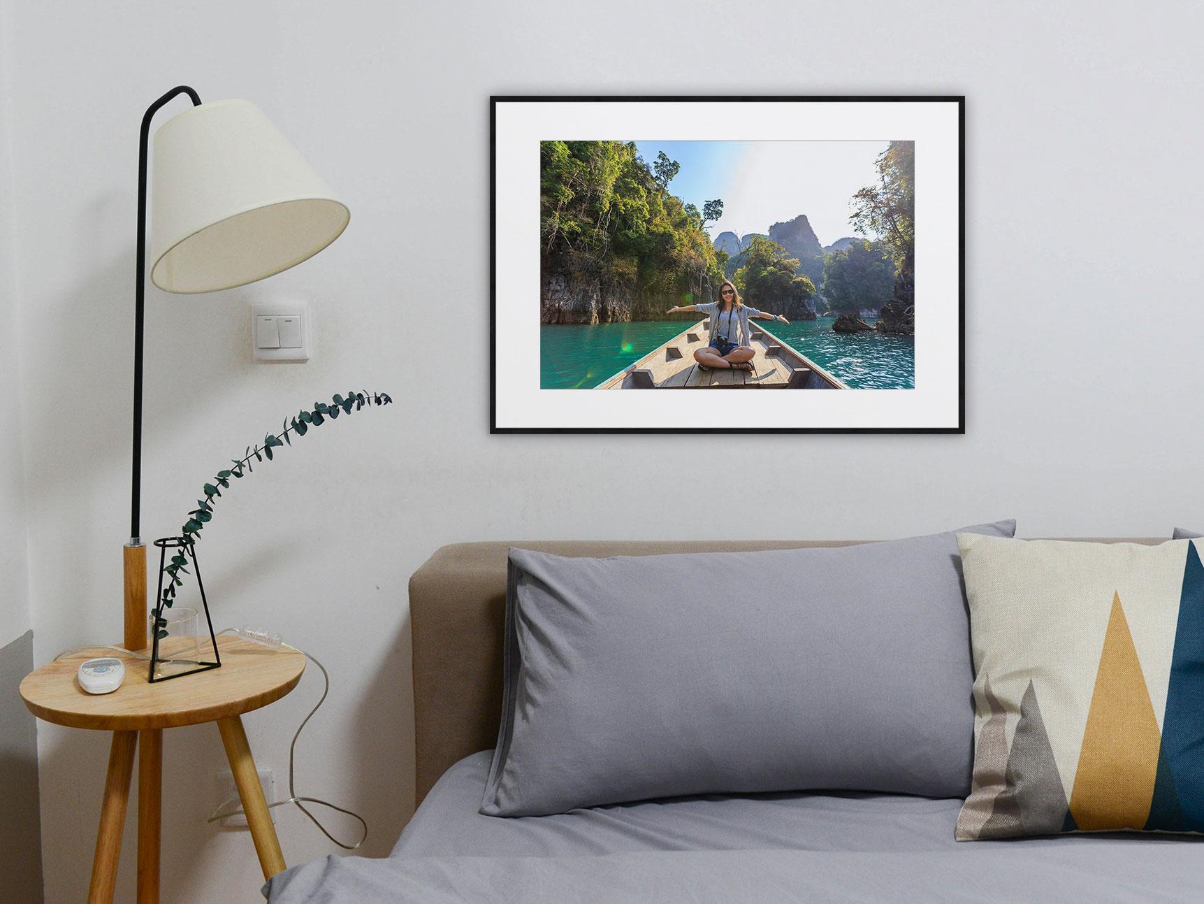 Premium Fine Art Print mit Wunschmotiv