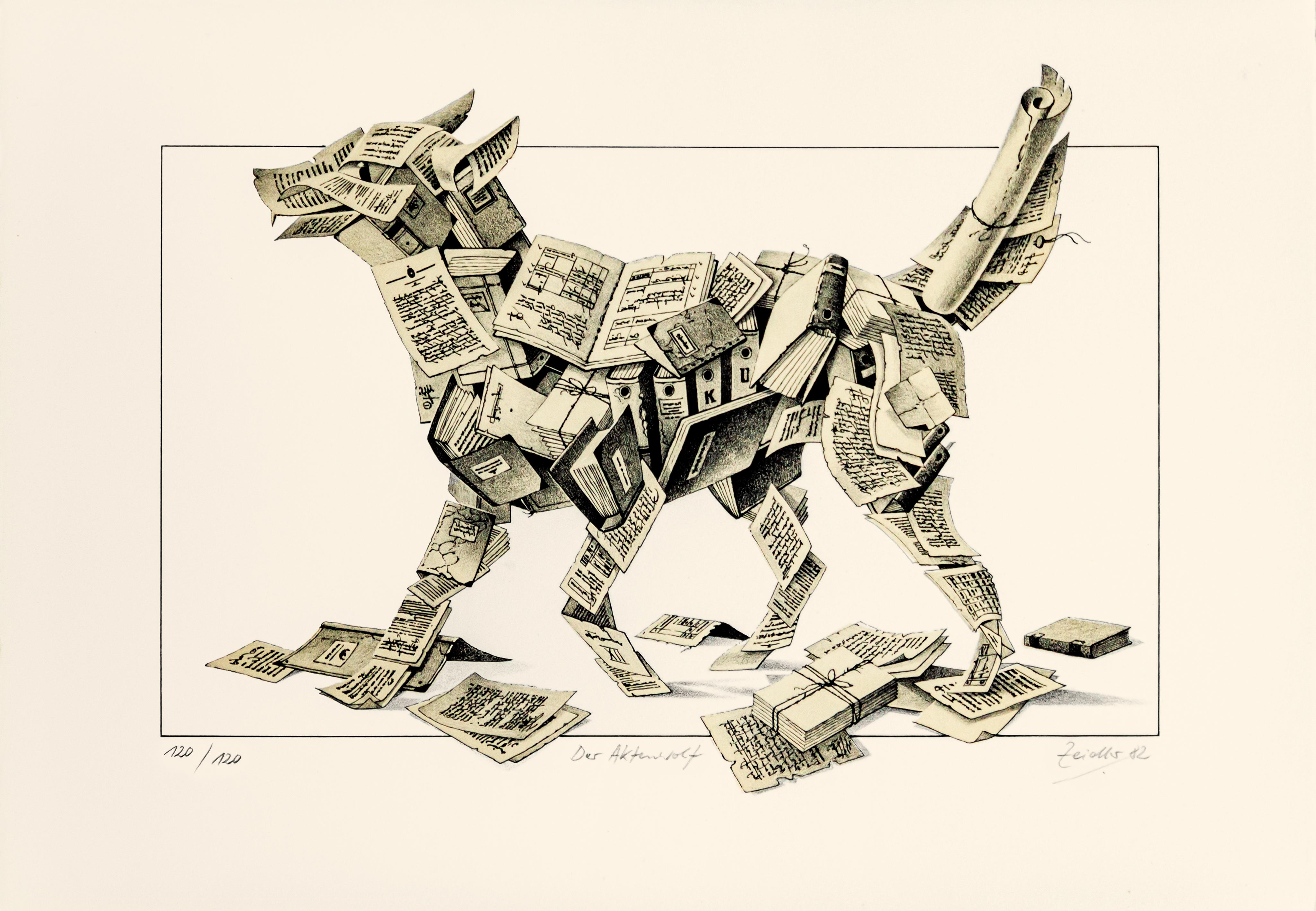 Der Aktenwolf